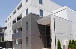 S様共同住宅(東京都目黒区)